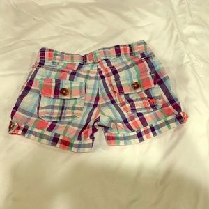Mini Boden girls shorts